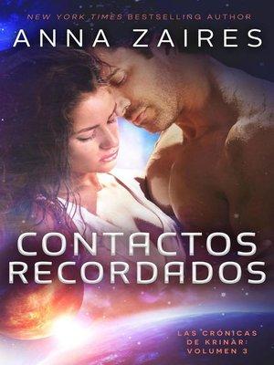 cover image of Contactos recordados