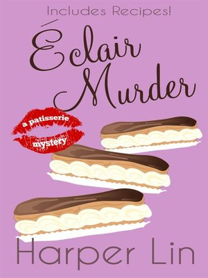 cover image of Eclair Murder