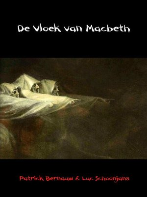 cover image of De Vloek van Macbeth