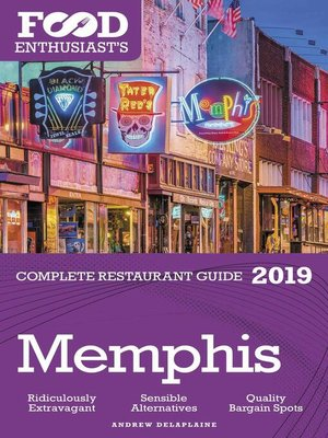 cover image of Memphis--2019