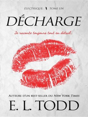 cover image of Décharge