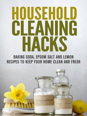 cover image of Household Cleaning Hacks