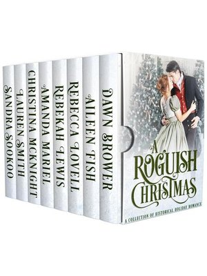 cover image of A Roguish Christmas