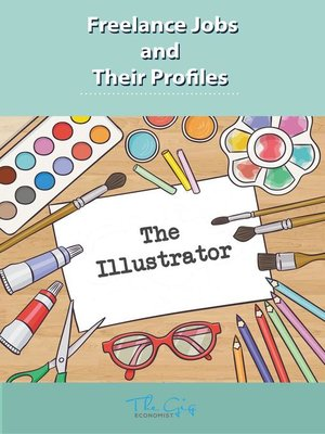 cover image of The Freelance Illustrator