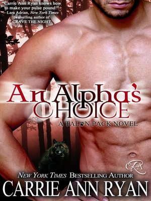 cover image of An Alpha's Choice