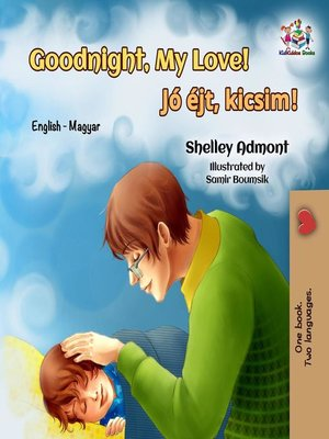 cover image of Goodnight, My Love!