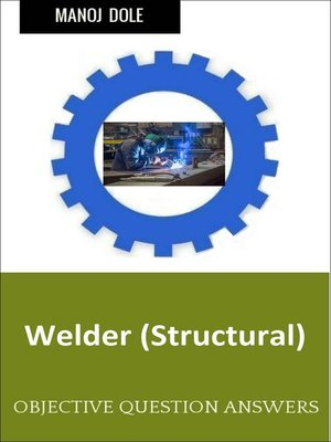 cover image of Welder ( Structural )