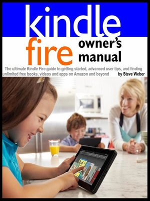 cover image of Kindle Fire Owner's Manual