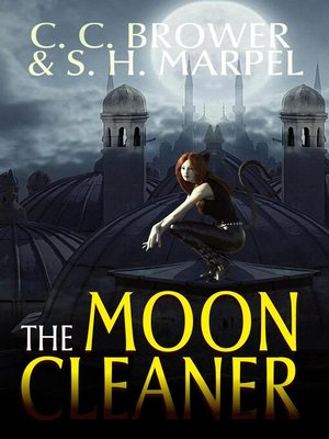 cover image of The Moon Cleaner