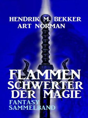 cover image of Flammenschwerter der Magie