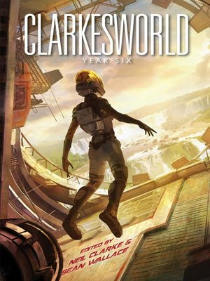 cover image of Clarkesworld