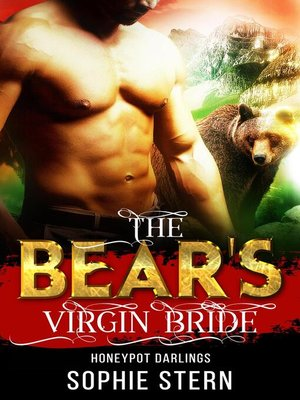 cover image of The Bear's Virgin Bride
