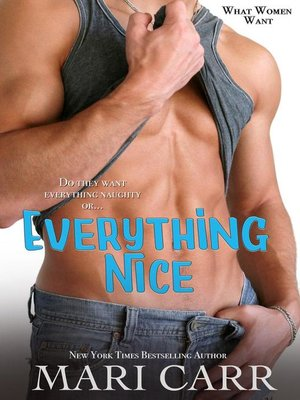 cover image of Everything Nice