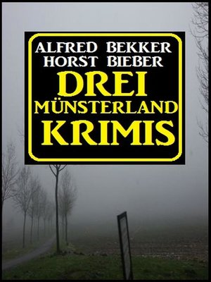 cover image of Drei Münsterland Krimis