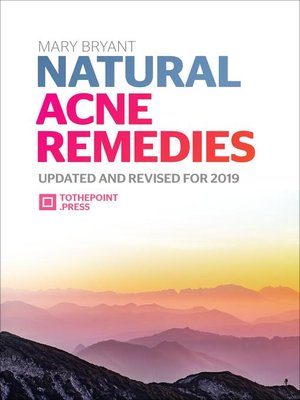 cover image of Natural Acne Remedies