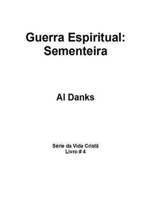 cover image of Guerra Espiritual--Sementeira