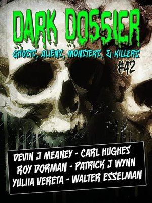 cover image of Dark Dossier #42