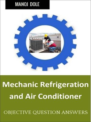 cover image of Mechanic Refrigeration and Air Conditioner