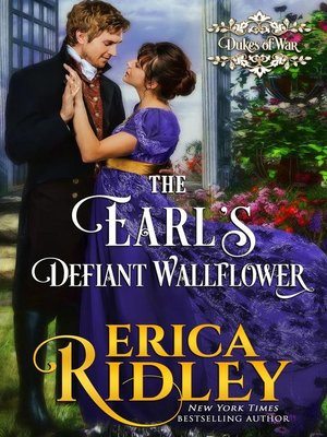 cover image of The Earl's Defiant Wallflower