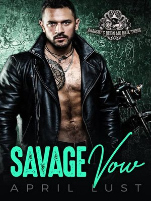 cover image of Savage Vow (Book 3)