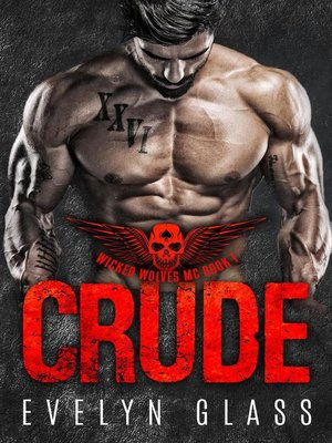 cover image of Crude (Book 1)