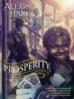 cover image of Prosperity, #1