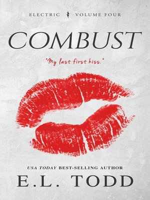 cover image of Combust (Electric Series #4)