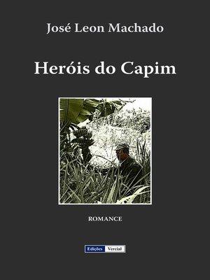 cover image of Heróis do Capim