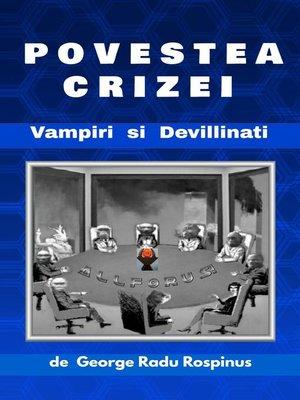 cover image of Povestea crizei