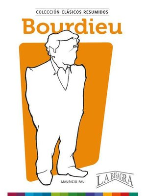 cover image of Bourdieu
