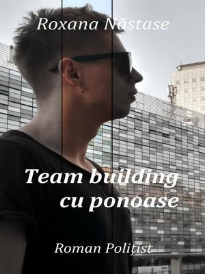 cover image of Team building cu ponoase