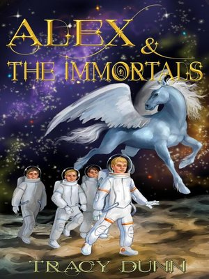 cover image of Alex & the Immortals