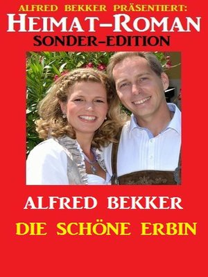 cover image of Heimat-Roman Sonder-Edition
