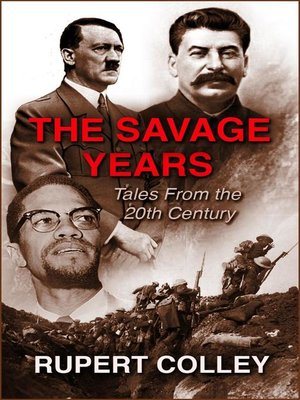 cover image of The Savage Years