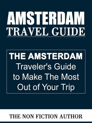 cover image of Amsterdam Travel Guide