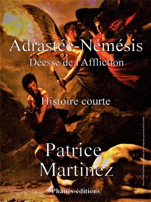 cover image of Adrastée-Némésis Déesse de l'affliction