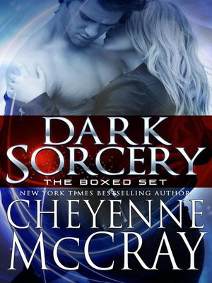 cover image of Dark Sorcery Boxed Set