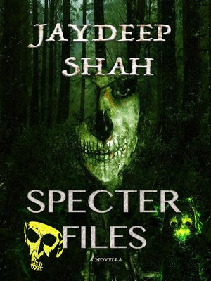 cover image of Specter Files (A Novella)