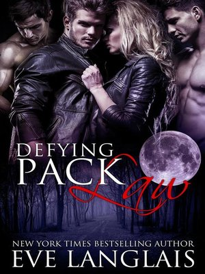 cover image of Defying Pack Law