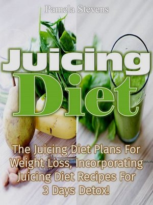 cover image of Juicing Diet