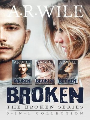 cover image of The Broken Series 3-in-1 Collection: Broken, #4