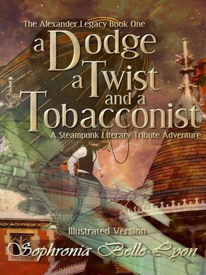 cover image of Illustrated Dodge Twist and a Tobacconist