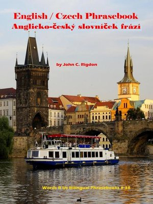 cover image of English / Czech Phrasebook