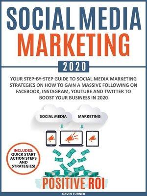 cover image of Social Media Marketing 2020