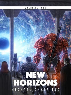 cover image of New Horizons