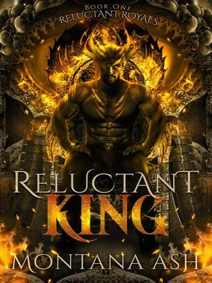 cover image of Reluctant King