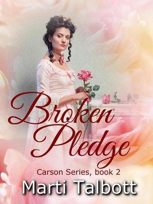 cover image of Broken Pledge
