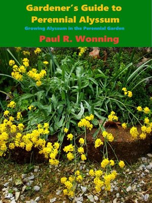 cover image of Gardener's Guide to Perennial Alyssum