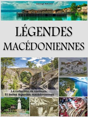 cover image of Légendes Macédoniennes