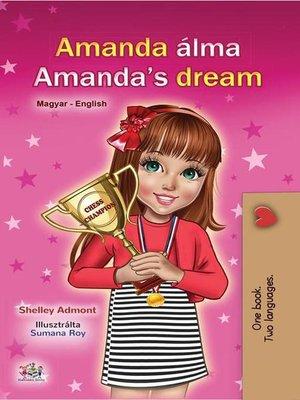 cover image of Amanda Álma Amanda's Dream